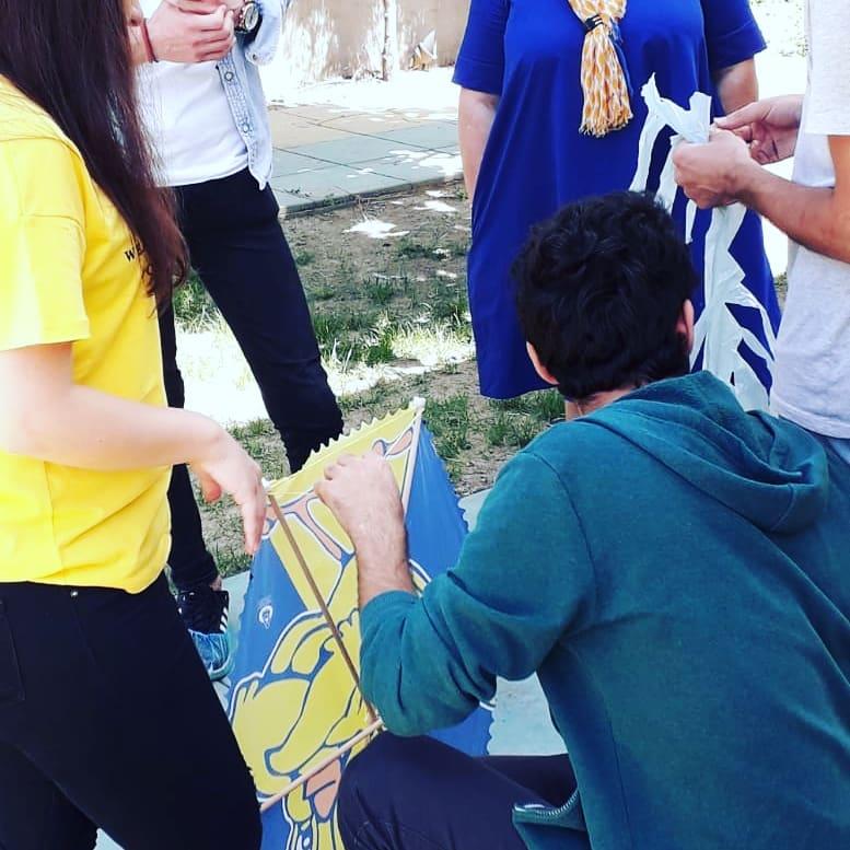 Gebze Adalet Anaokulu Nda Kus Yuvasi Boyama Etkinligi Istanbul