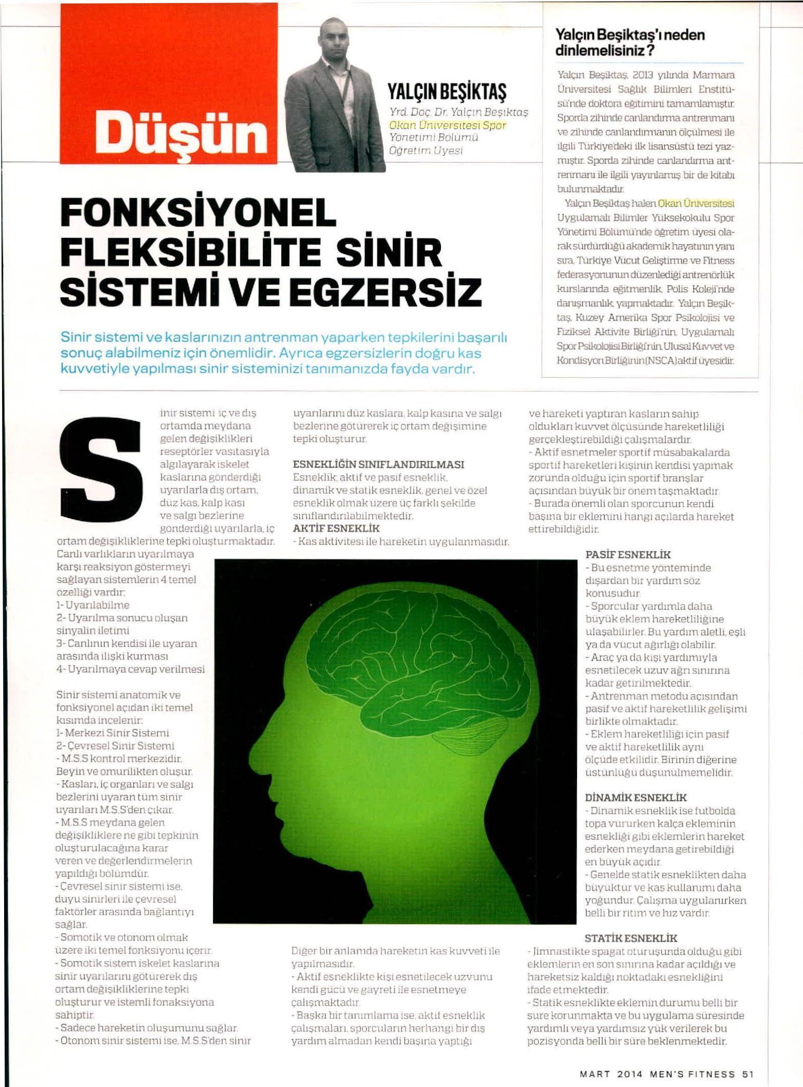 Fonksiyonel eğitim ... Fonksiyonel eğitim: egzersizleri ve özellikleri